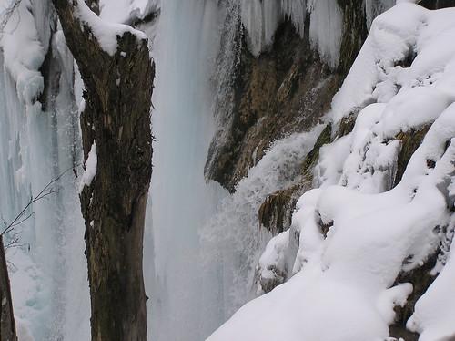 Plitvice Zimi