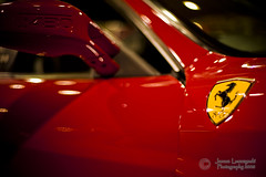 Santa Please .... (janusz l) Tags: santa christmas please ferrari gift merry f430 ferrarif430 janusz leszczynski 161417