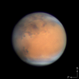 Mars at Northern Vernal Equinox