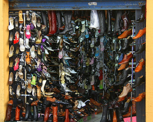 Shoes, Anyone?
