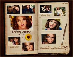 Britney Spears - From the bottom of my broken heart (netmen (old blends)) Tags: princess spears pop britney videos blend the netmen netmenvision