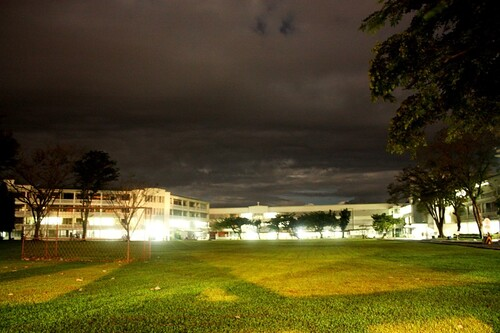 DWCC at Night
