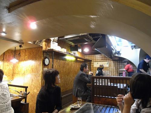 『きじ 本店』@大阪梅田-03