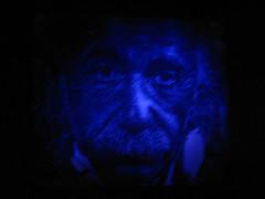 Einstein (cooperis) Tags: blue friends losangeles einstein indigo nightclub hollywood vanguard roygbiv christopherlawrence