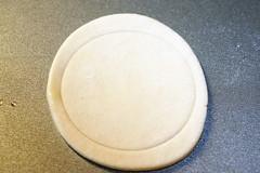 Puff Pastry Circle