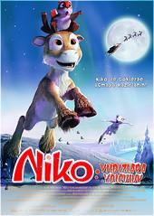 Niko: Yıldızlara Yolculuk / Niko: Lentajan Poika - Niko & The Way to the Stars (2009)