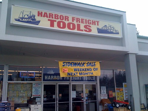 The Tool Crib – Buyer Beware, A Harbor Freight Buying Guide