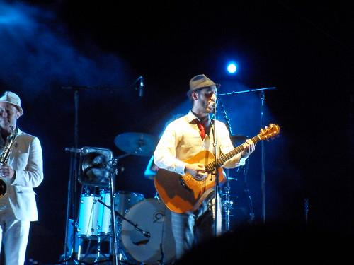 Charlie WInston @ Festival de Nîmes