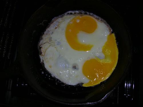 Yin/Yang Eggs