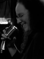 Tess Lecuyer (KJSpencer) Tags: jason poetry open crane tavern tess mic poets lark openmic jasoncrane larktavern