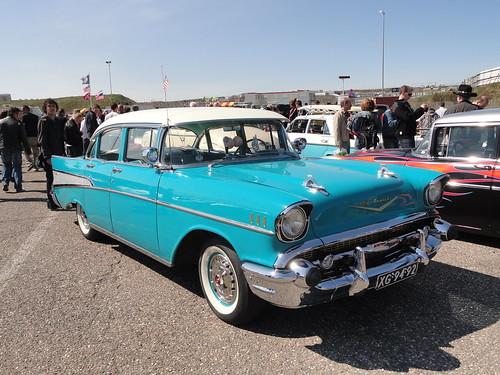 XG-94-92 1957 Chevrolet Bel