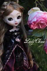Lady China (Valrie Busymum) Tags: china doll wig pullip leeke obitsu junplanning