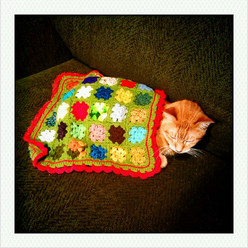 jimmy & his little blanket