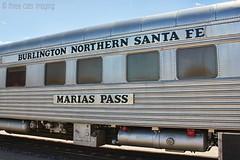 BNSF - Marias Pass (three cats imaging) Tags: newmexico railway depot clovis bnsf topaz threecatsimaging