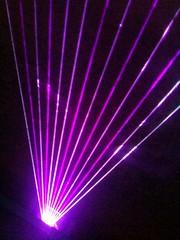Laser Harp KL-KONTROL: Blue-Violet Lasers (KROMALASER - Laser Harp) Tags: jean laser harp michel jeanmichel jarre jeanmicheljarre laserharp harpelaser arpalaser jarreharp laserharfe