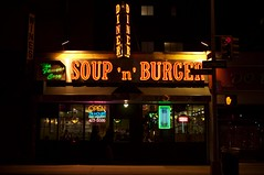 The Famous Cozy Soup 'n' Burger by aturkus, on Flickr