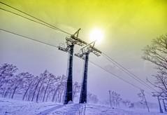 Barren (/\ltus) Tags: japan hokkaido raw pentax freehand blizzard hdr niseko sigma1020mm galeforcewinds annupuri 1xp r1hdr k10d japanhdr
