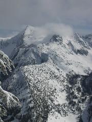 Chiwaukum Ridge highpoint.