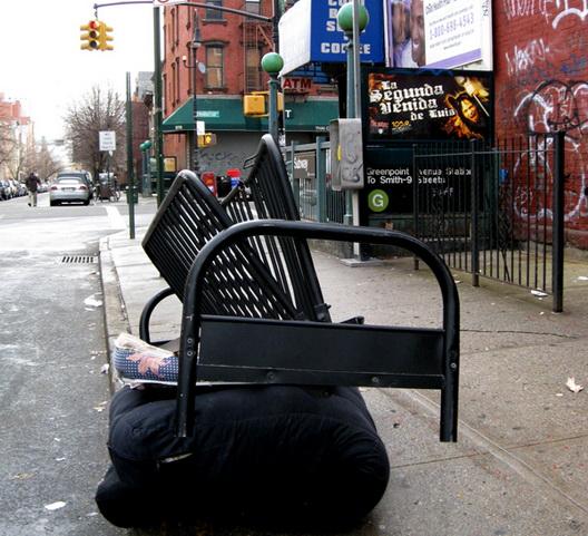 India Street futon Crop