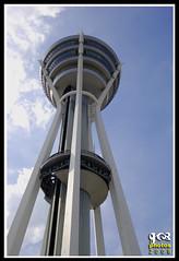 Menara Alor Star (Alor Star Tower) (~ GAB ~) Tags: cloud tower ticket menara alorstar communicationtower menaraalorstar