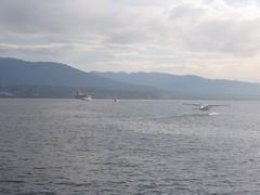 Coal Harbour seaplanes (flyvancity) Tags: canada vancouver britishcolumbia coalharbour