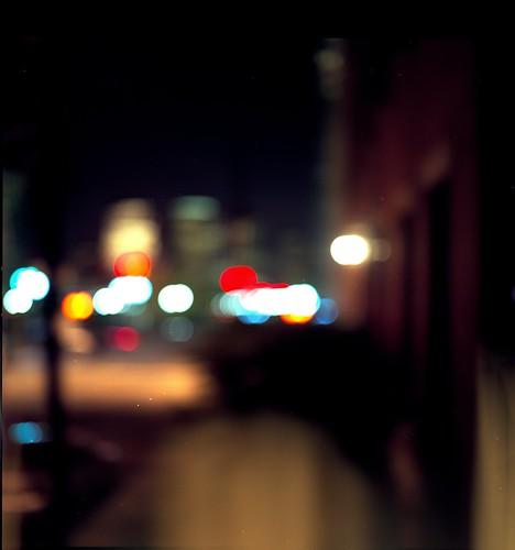 street light bokeh - photo #18