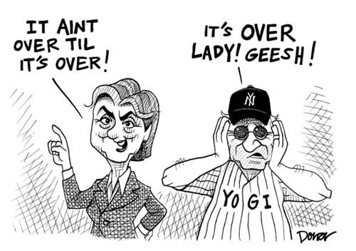 Hillary_yogi