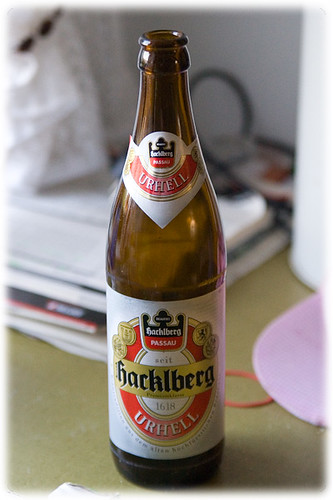 Hacklberg (beer from Passau - Germany, Bavaria)