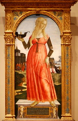 Claudia Casta Quinta, Neroccio de'  Landi, 1490--1495, National Gallery of Art, Washington, DC (Ray .) Tags: washingtondc nationalgalleryofart renaissanceart italianrenaissance nerocciodelandi claudiacastaquinta 14901495 claudiaquinta