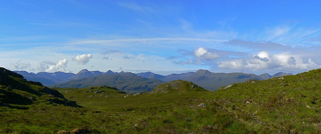 The Hills of Torridon