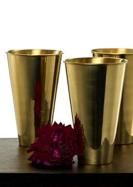 jamali brass french vase