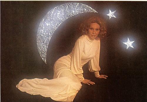 WNEW-FM DJ Alison Steele, Viva magazine, August 1974