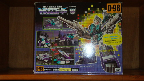 Colección de Transformers de Soundwave76