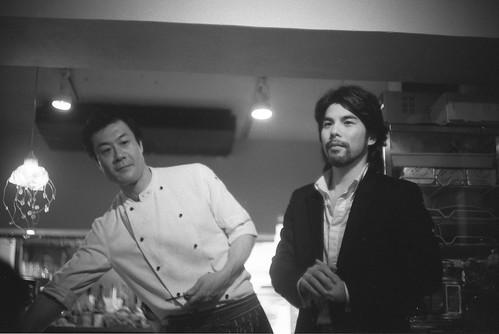 福留さんと加藤さん