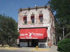 Buckhorn Exchange: Denver's Oldest Restaurant. (07/03/2008)