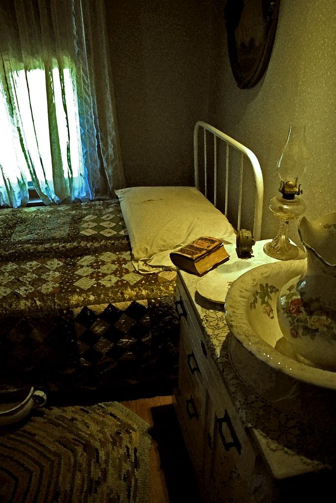 victorian bedroom