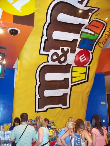 M&Ms World!