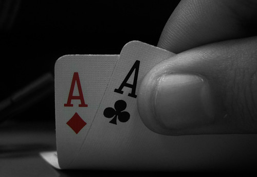 Pocket Aces II by mrdelayer, on Flickr