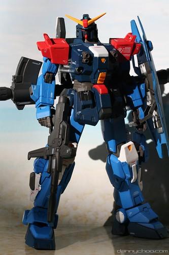 Blue Destiny Gundam