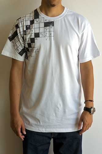 Jordan Crossword Tee