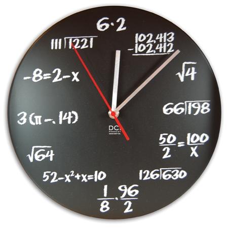 AlgebraClock