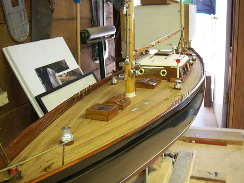 Model ship workshop