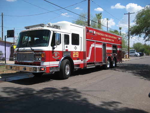 PFD Heavy Rescue Squad 29