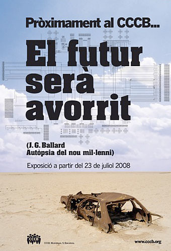 J. G. Ballard. Autopsy of the new millennium by you.