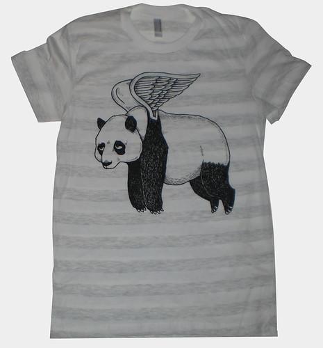 Flying Panda Women's T-Shirt