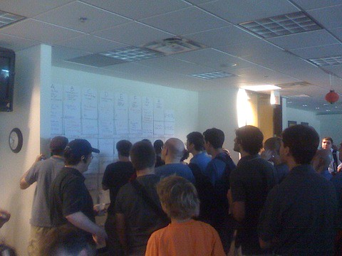 Deciding the Agenda at BarCampRDU