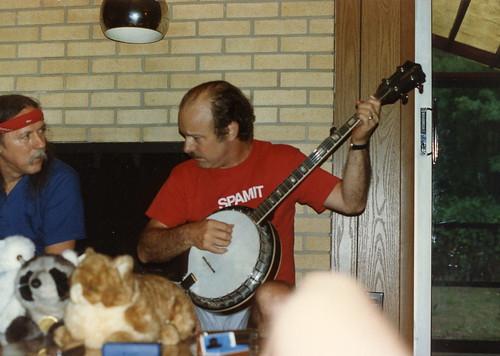 Really a banjo