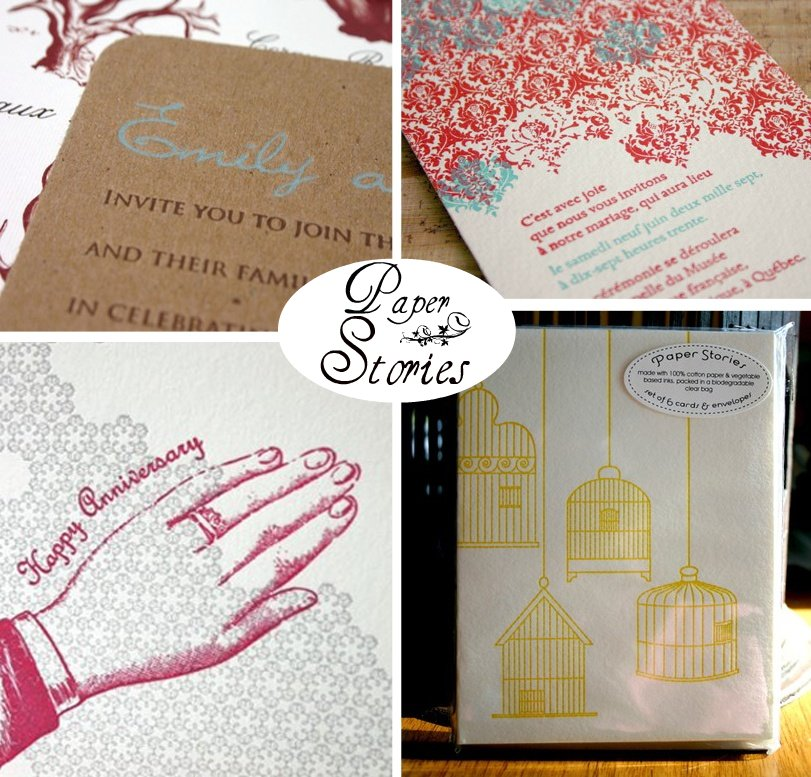 Paper Stories Letterpress Studio Tour