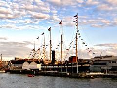 SS Great Britain (Grete Howard) Tags: festival bristol harbourside bristolharbourfestival