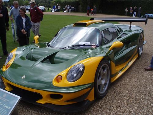 1997 Lotus Elise GT1 1997 Lotus